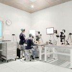 laboratorio di fecondazione assistita clinica hera