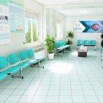 sala di attesa clinica hera